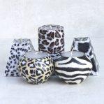 Kerzenset Modell Africa, Farbe: Tierfelloptik, Form: multi. Handgemachte Designkerze. Kerzen online kaufen